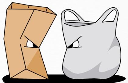 塑料包装Vs纸包装